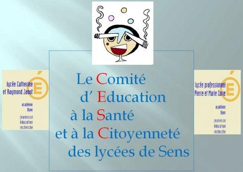 Diaporama de présentation - Lycées JANOT et CURIE